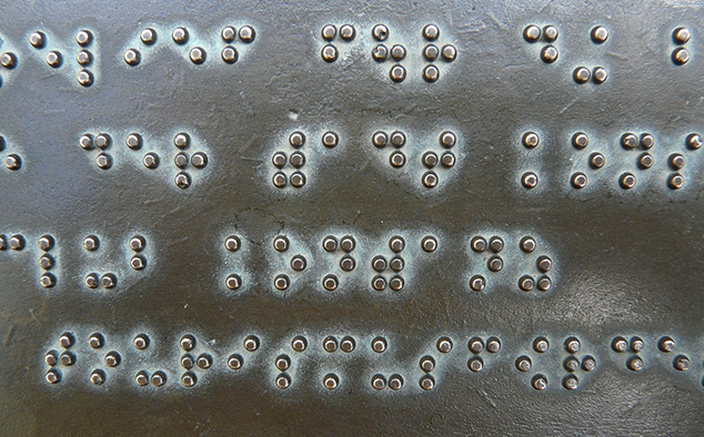 Braille - Simple English Wikipedia, the free encyclopedia