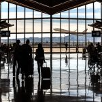 Air Travel Concourse
