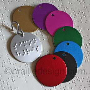 Round ID tags