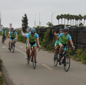 Cycling for Sight 2014