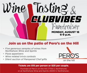 Wine Tasting at Pero's